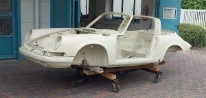 Oldtimer Restaurierung Porsche